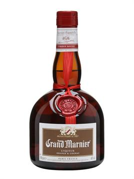 Grand Marnier Liqueur Cordon Rouge  Includes 50ML Grand Marnier Signature Collection No2